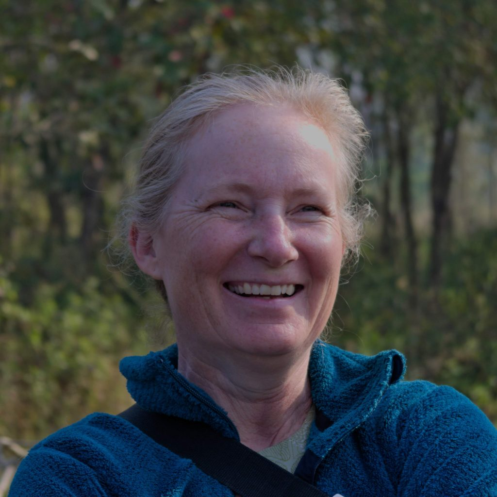 Dr. Teri Allendorf, Community Conservation Inc board president